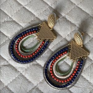 Novak Statement Earrings
